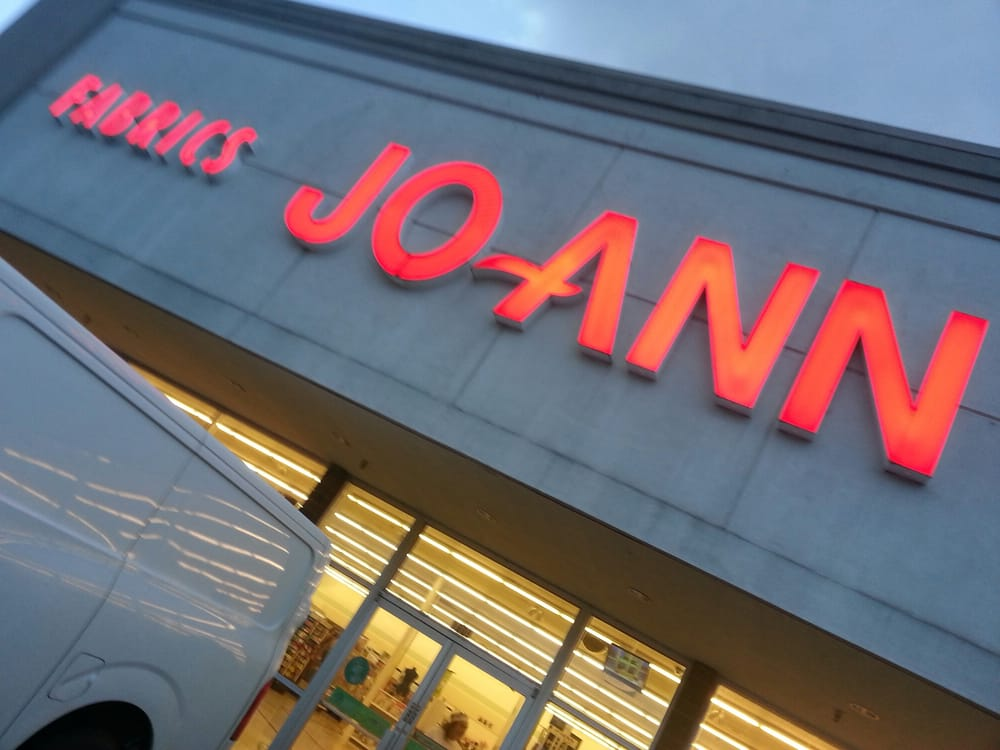 Jo ann fabric and craft store fabric stores 1809 for Joann craft store near me