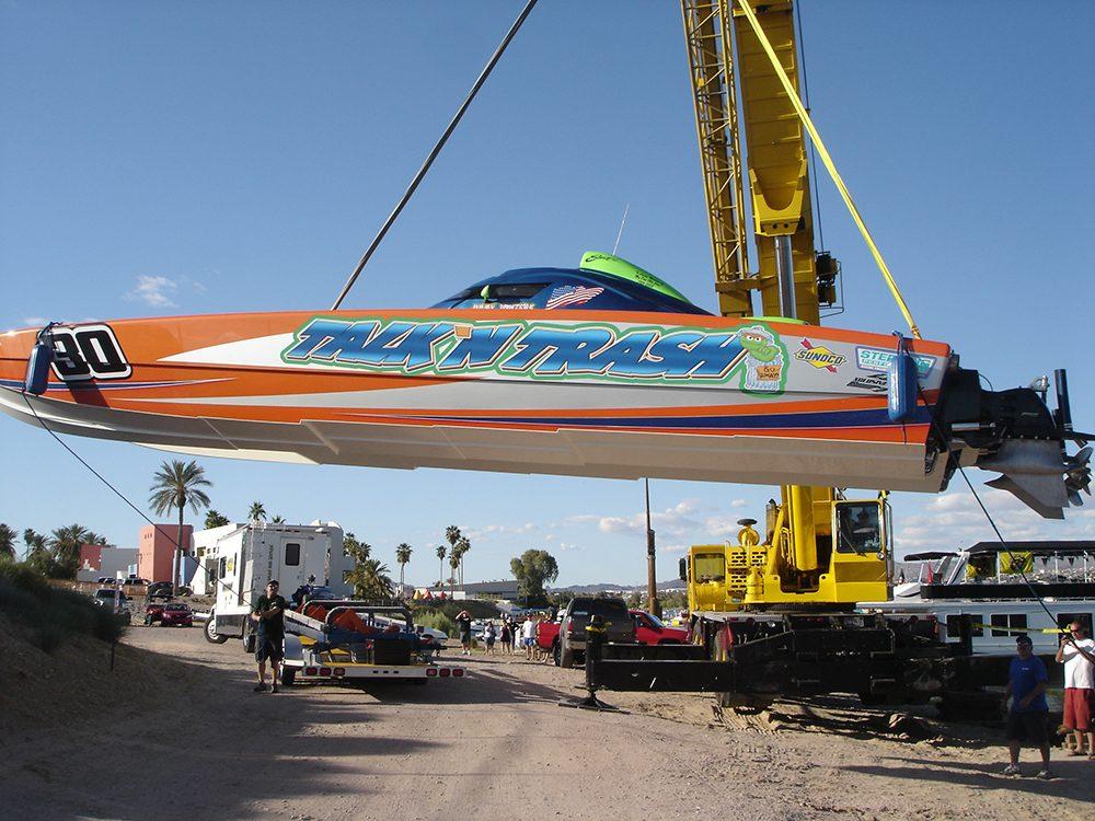 Sky High Crane & Rigging: 1020 Empire Dr, Lake Havasu City, AZ