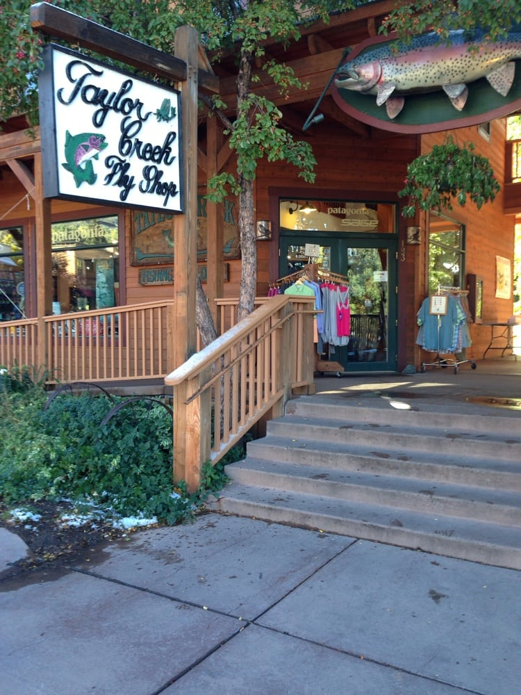 Taylor Creek Fly Fishing Shop: 183 Basalt Center Cir, Basalt, CO
