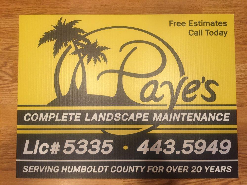 Paye's Gardening: 5211 Leppek Ct, Eureka, CA
