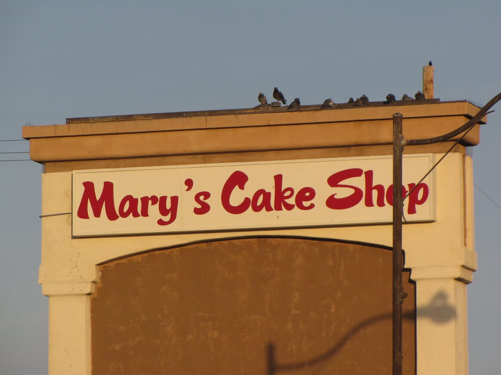 Marys Cake Shop Huntington Park Ca