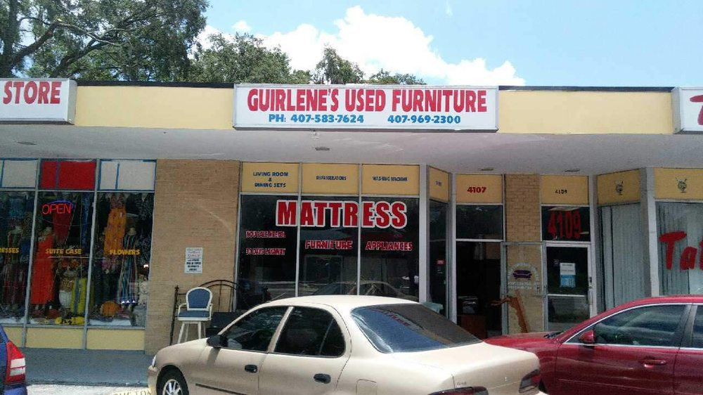 Guirlene S Used Furniture And Appliances Furniture Stores 4107 S