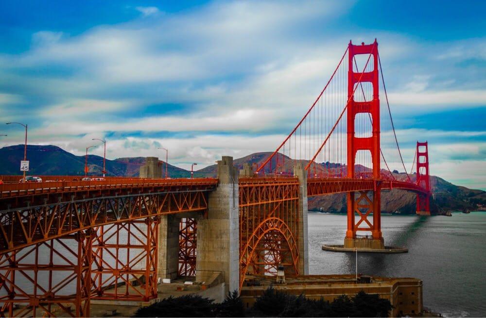 Best Restaurants Near Golden Gate Bridge