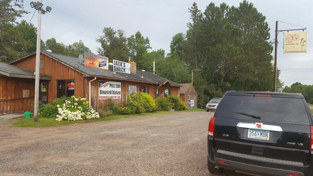 Jack's Shack: 29954 State Highway 65, McGregor, MN