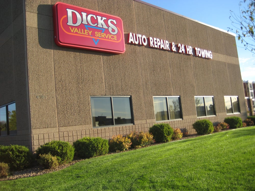 Dick's Valley Service: 6781 146th St W, Apple Valley, MN