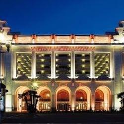 Palais de la Méditerranée - Nice, France. palais