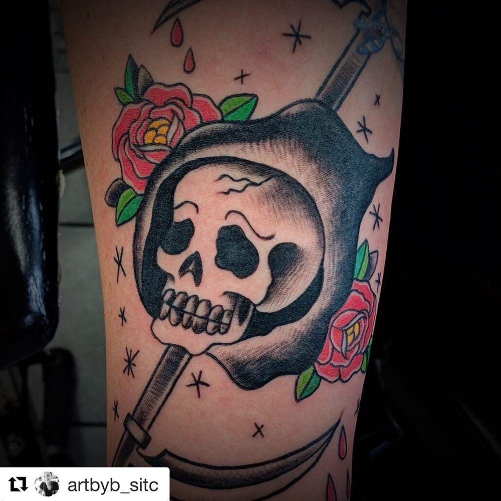 Steel & Ink Tattoo Studio: 3565 Ritz Ctr, Saint Louis, MO