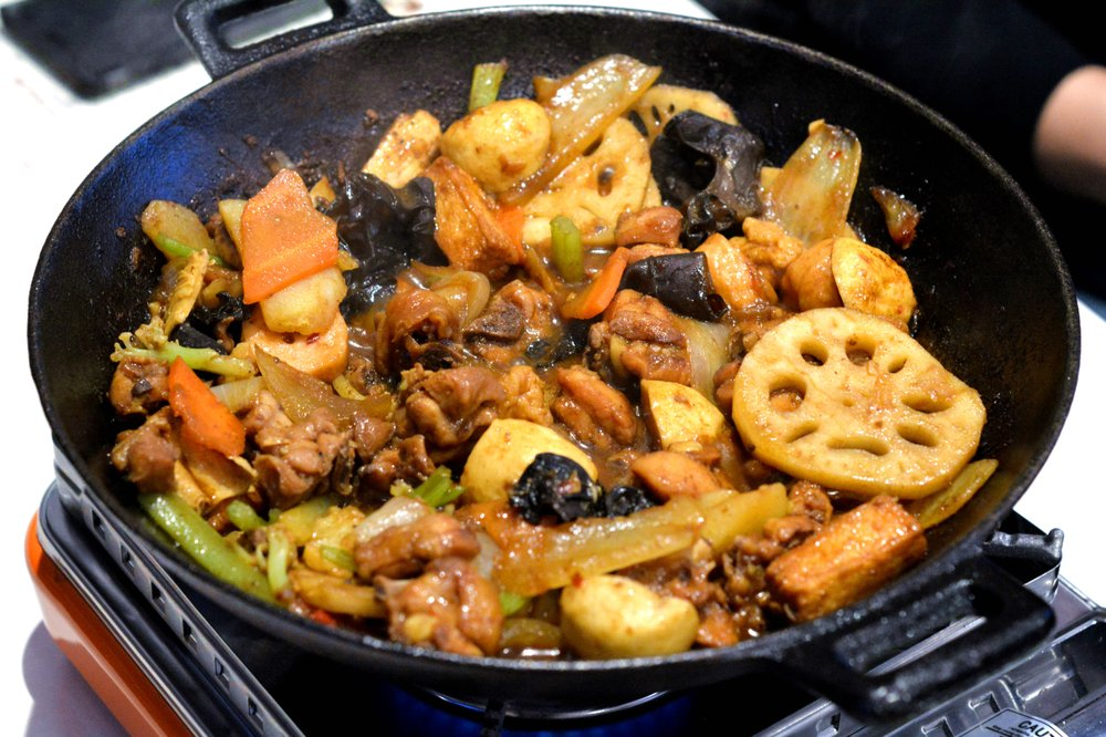 Chicken HotPot: 41-81 Bowne St, Queens, NY