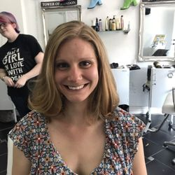 London Alley Salon Photos Reviews Hair Salons E - Undercut hairstyle london