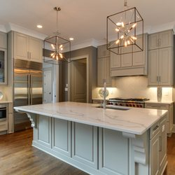 Photo Of High End Remodeling Houston Tx United States Kitchen