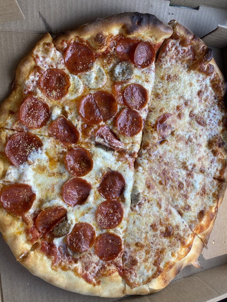 DiOddo's Pizza: 112 Main St, Fort Kent, ME