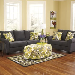Good Photo Of Furniture Factory Outlet   Cheyenne, WY, United States. Benchcraft  Charcoal Grey