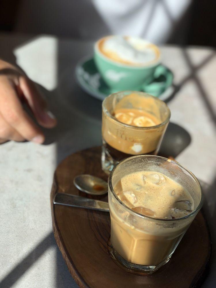 Social Spots from Cutbow Coffee Roastology