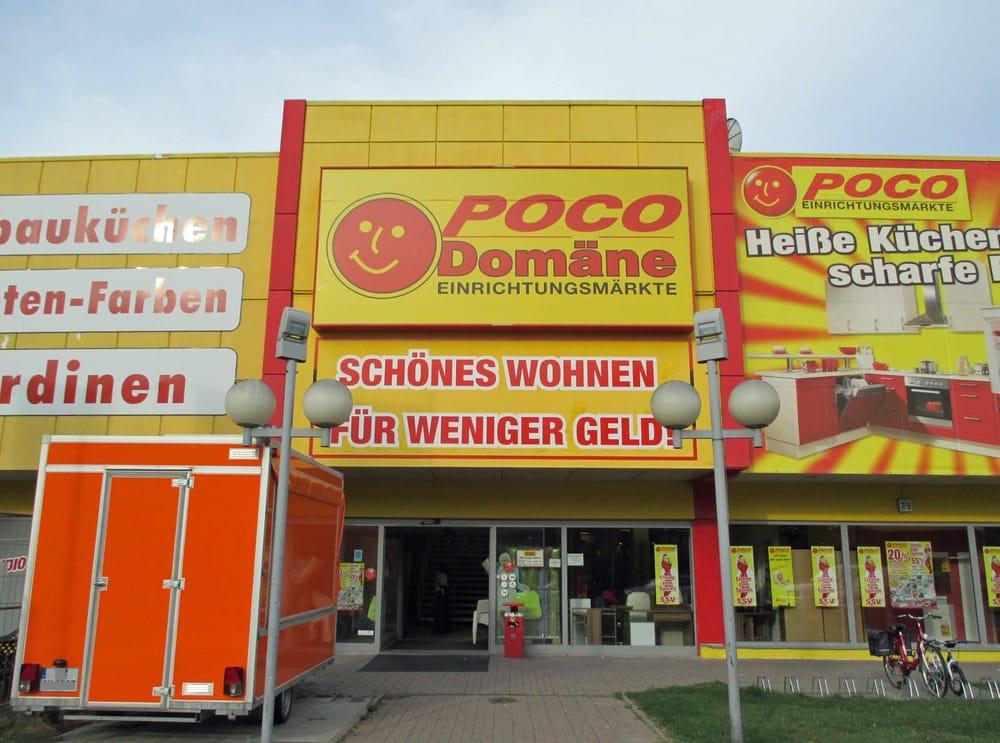 Poco Domäne Einrichtungsmarkt Berlin Britz Yelp