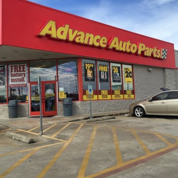 Advance Auto Parts 17 Photos Auto Parts Supplies 1655 1st St