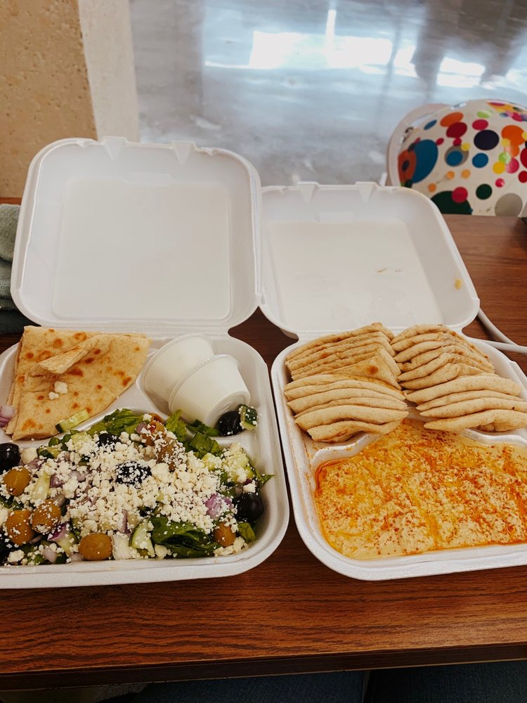 Greek Plate Gyro's: 811 Market St, Chattanooga, TN