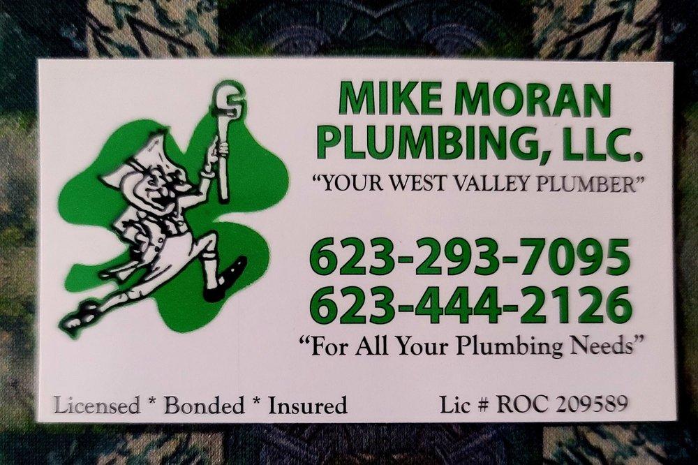 Moran Plumbing: 1300 S Watson Rd, Buckeye, AZ