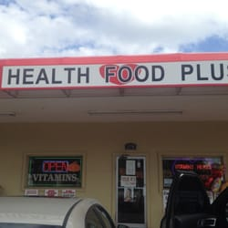 Health Foods Plus And Herbs logo
