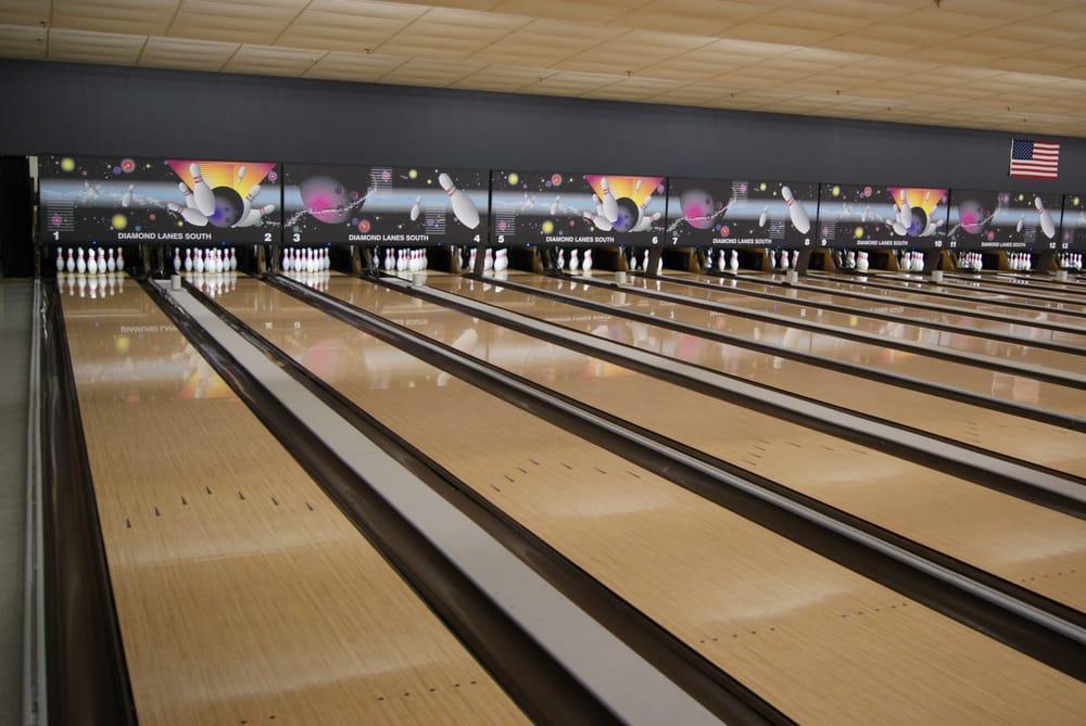 Diamond Lanes South Bowling 410 Carlton Dr Owensboro