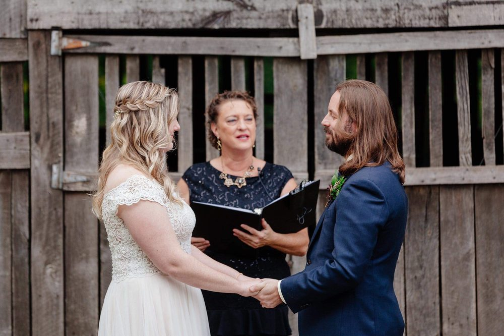 Wedding Officiant-Minister