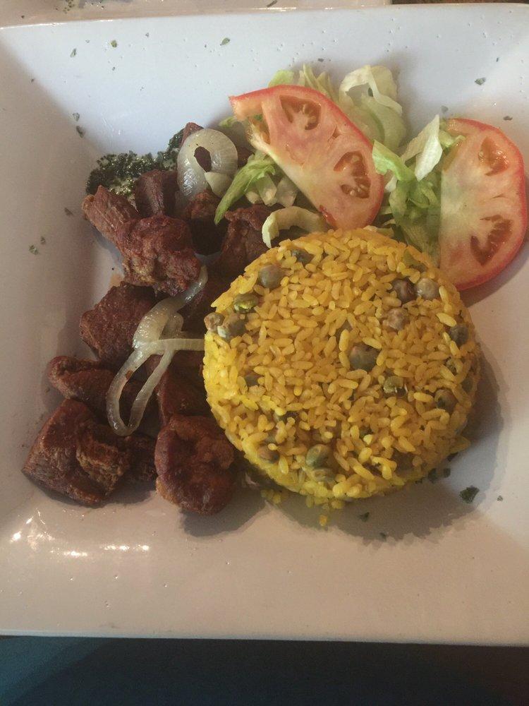 Restaurante El Taíno: Carretera 129 Km 21.3, Lares, PR