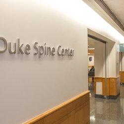 Duke Spine Center - Spine Surgeons - 40 Duke Medicine Cir