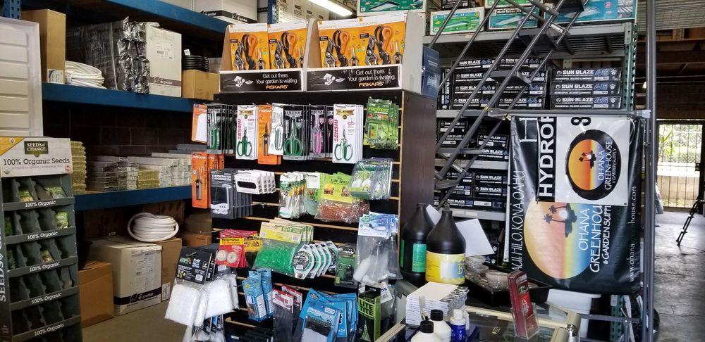 Ohana Green House & Garden Supply