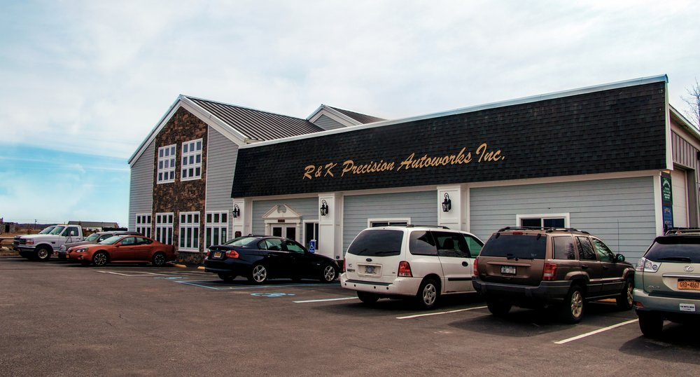 R & K Precision Autoworks: 3241 Sound Ave, Riverhead, NY