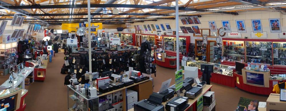Samys Camera Santa Barbara main show room camera sales plus ...
