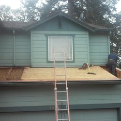 Photo Of Tillys Roofing Repair   Lake Oswego, OR, United States. Dry Rot