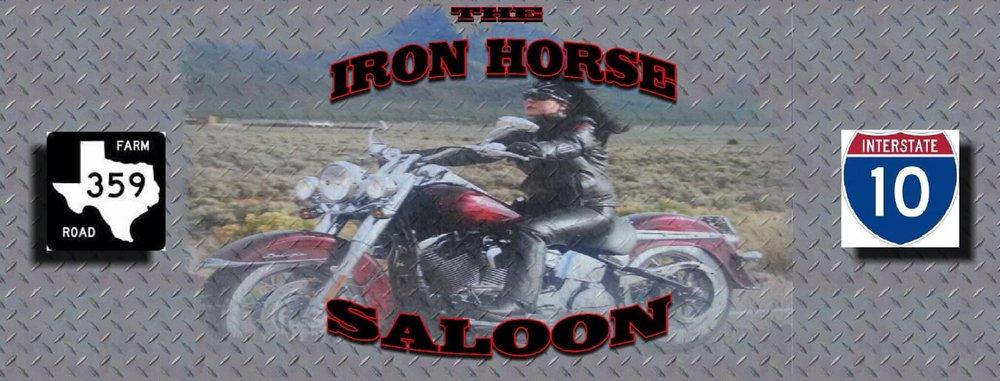 Iron Horse Saloon: 539 Farm To Market 359, Brookshire, TX