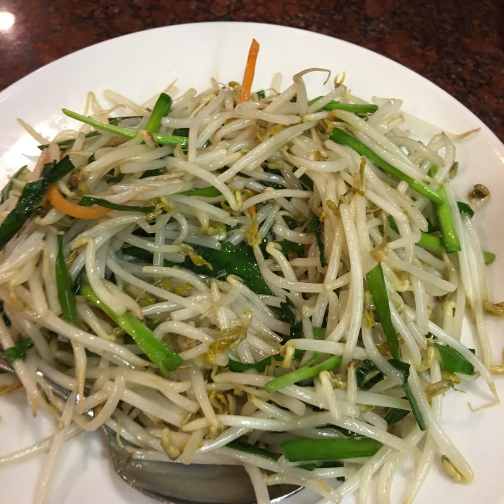 Choice And Bean Sprouts An Excellent Companion Dish If Ur