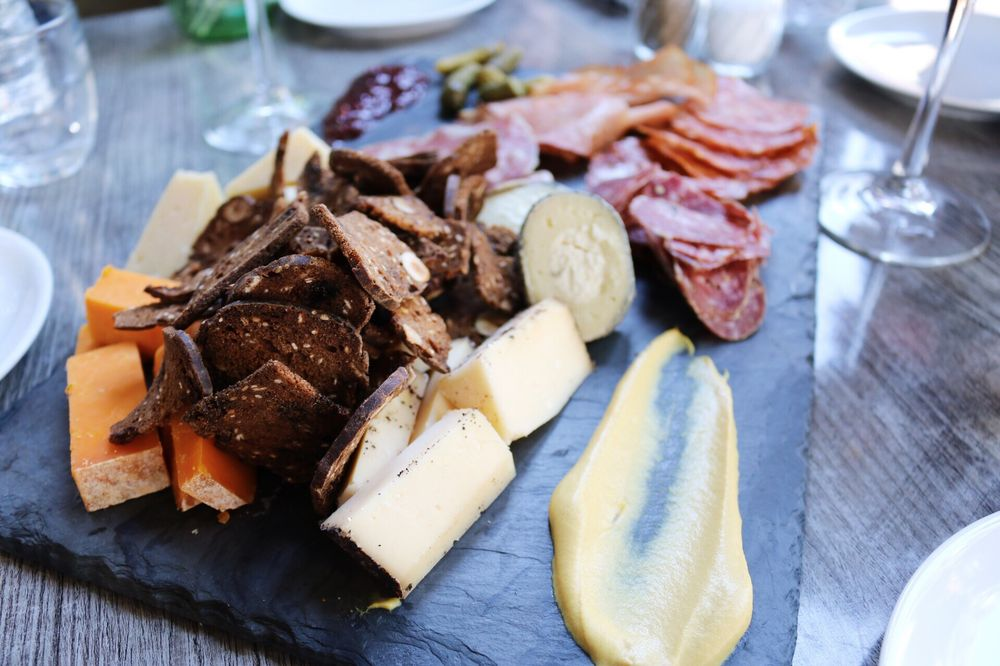 Meat & Cheese Restaurant and Farm Shop: 319 E Hopkins Ave, Aspen, CO