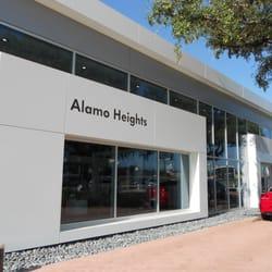 Alamo Heights Car Dealerships