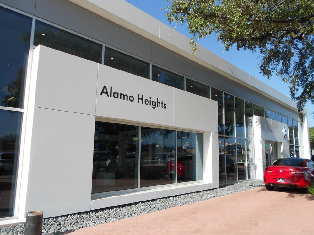 VW Alamo Heights >> New Used Car Dealership In San Antonio Volkswagen Of