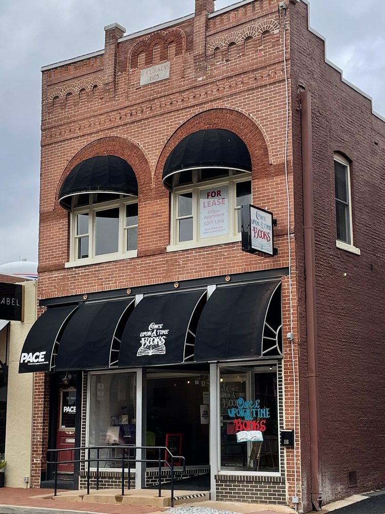 Once Upon A Time Books - Bentonville: 116 W Central Ave, Bentonville, AR