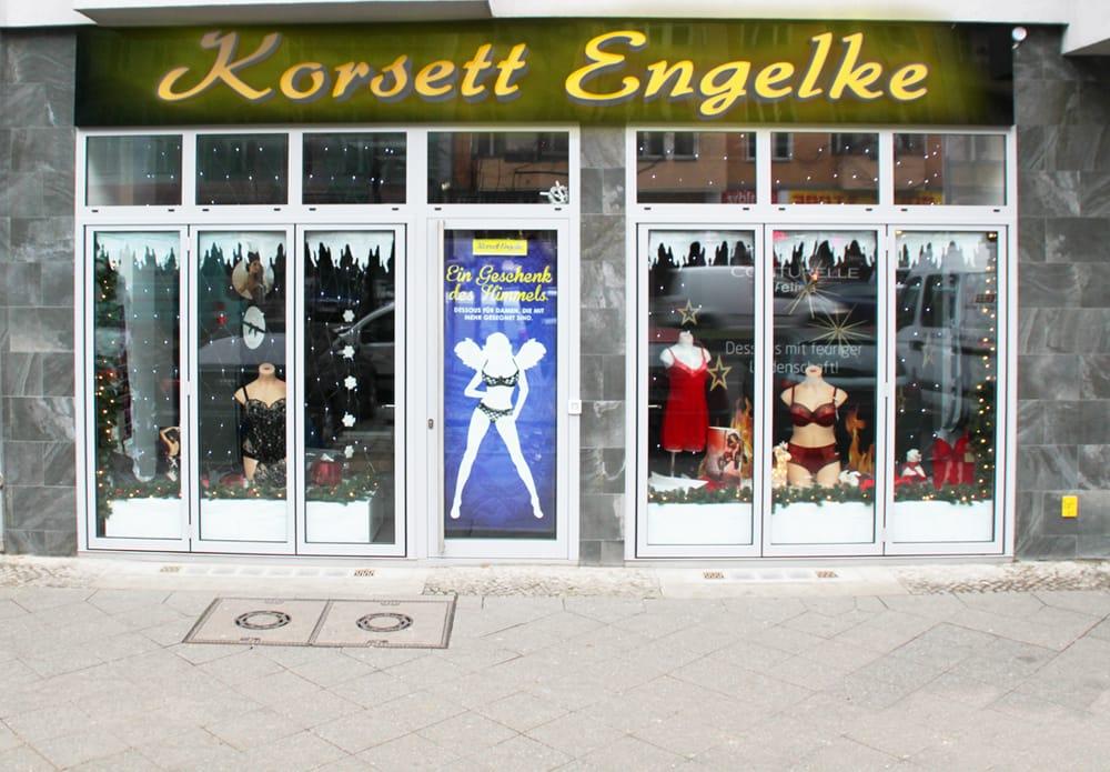 Korsett engelke lingerie kantstr 103 charlottenburg for Wohndesign kantstr berlin