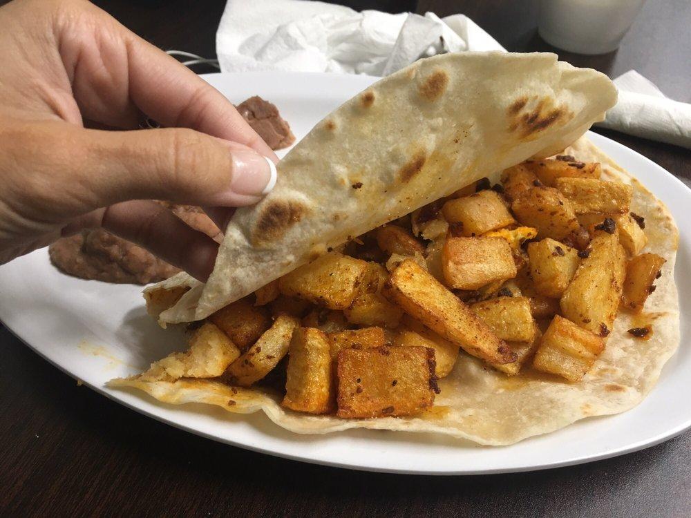 Blanquita's Mexican Restaurant: 2728 E Harrison Ave, Harlingen, TX