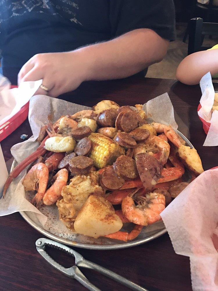 Shells Seafood Restaurant Warner Robins Ga