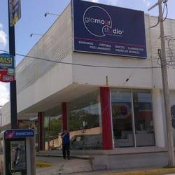 Glamour studio tiendas de muebles av xcaret for Tiendas de muebles en cancun