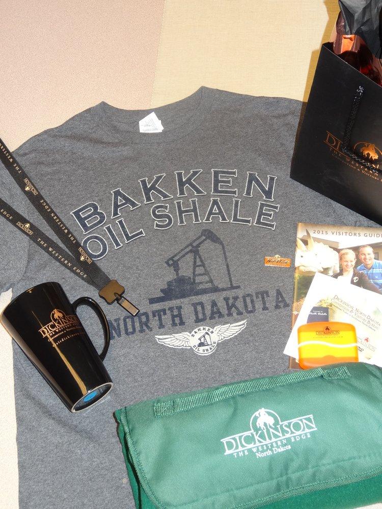 Dickinson Convention & Visitors Bureau: 72 E Museum Dr, Dickinson, ND