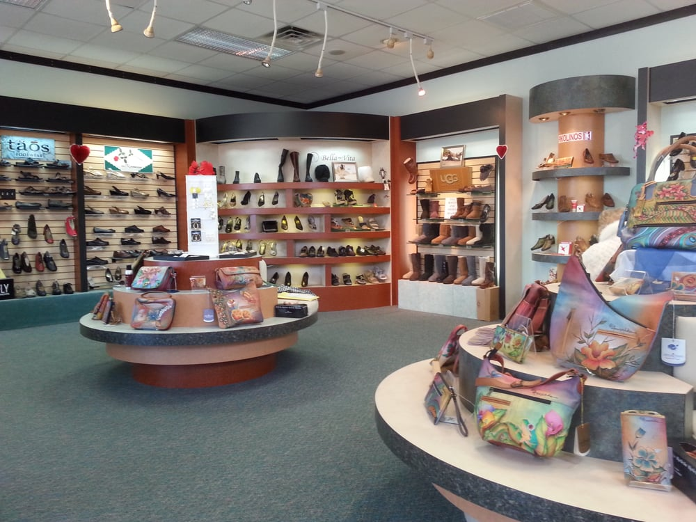 Shoe Boutique In New Bern Nc