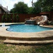 Holweger Photo Of Texas Pools U0026 Patios   Cedar Park, TX, United States