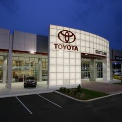 Photo Of Scott Clark Toyota Matthews Nc United States