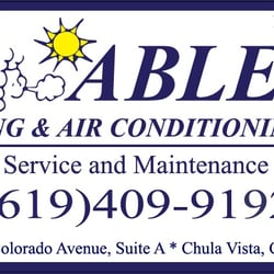 Able Heating Amp Air Conditioning Inc 12 Fotos