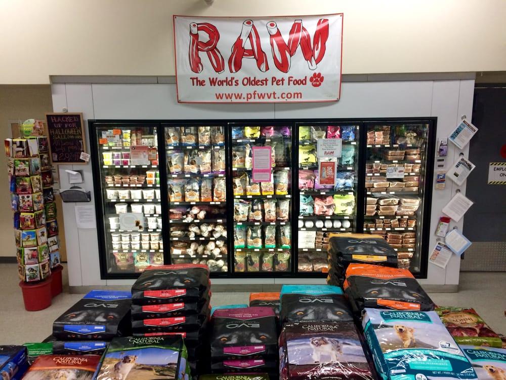 Raw Dog Food Burlington