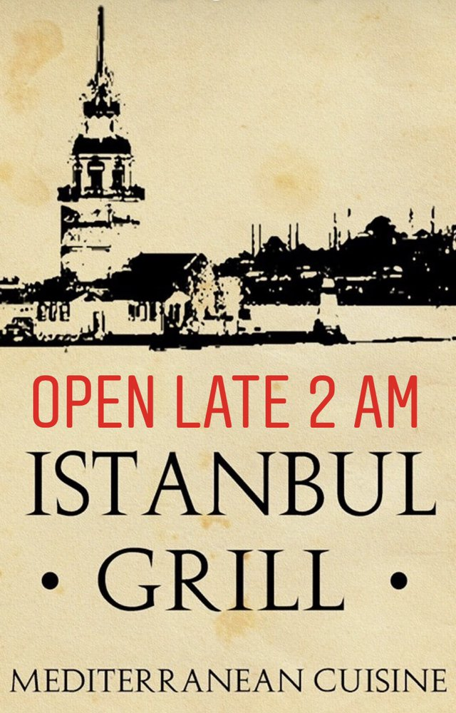Istanbul Grill California