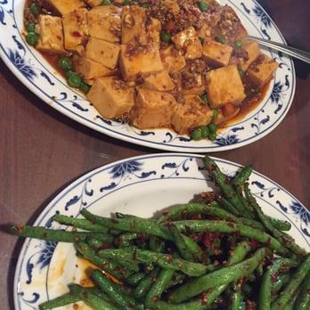 Photo Of Blue Sky Chinese Restaurant Corvallis Or United States Mapo Tofu