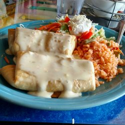 Photo Of Fiesta Brava Woodbury Mn United States En Chimichangas