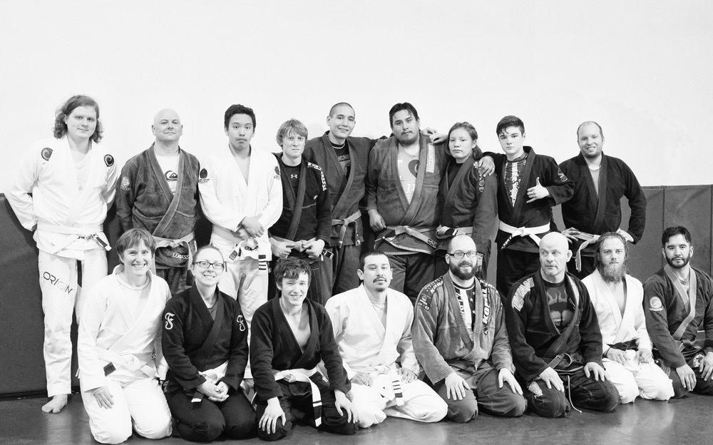 Missoula Brazilian Jiu Jitsu & Muay Thai: 2301 Palmer St, Missoula, MT